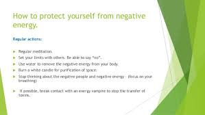 How To Remove Negative Energy How To Read Human Energy