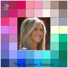 summer colors seasonal color analysis summer