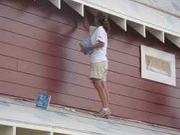 life in a little red farmhouse picking exterior paint shielding
