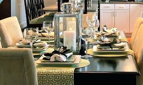 Dining Room Setting Dining Room Table Settings Ehomeplans Us