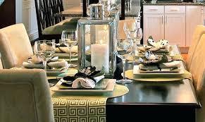 Formal Dining Room Table Setting Ideas Dining Room Table Settings Dinner Table Setting Ideas Pasta Dinner