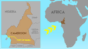 Gabon Africa Map by Coming Home Songs Of Freedom