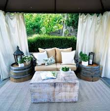Home Bar Ideas On A Budget by Best 25 Small Patio Decorating Ideas On Pinterest Cinder Blocks