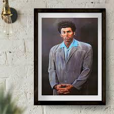 online get cheap seinfeld kramer poster aliexpress com alibaba