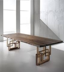 Dining Table Wood Design Table Best 25 Unique Dining Tables Ideas On Pinterest Wood For New