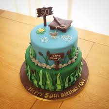 fish birthday cakes fishing birthday cakes best 25 fishing birthday cakes ideas on