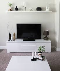 Design For Oak Tv Console Ideas Minimalist Tv Stand And Cabinet Ikea Besta Interiors Design