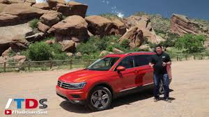 2018 vw tiguan review and first drive youtube