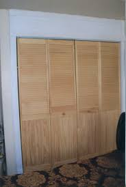 best louvered closet doors houses designing ideas