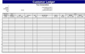 Free Ledger Template by Free Ledger Templates Office Templates Ready Made Office Templates