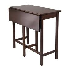 Counter Height Extendable Dining Table Stylish Drop Leaf Counter Height Table Top Tall Dining Tables On