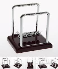 Executive Desk Toy 2017 Newton U0027s Cradle Fun Steel Balance Ball Physics Science Desk