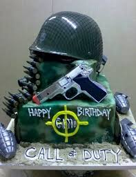 call of duty birthday cake leslie s cool cakes from stan s northfield bakery call of duty cake