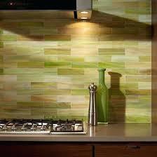 glass mosaic tile kitchen backsplash ideas lime green kitchen backsplash with glass mosaic tiles mosaic tile