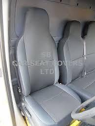 housse siege de voiture personnalisé pour ford transit personnalisé housse de siège selle burberry