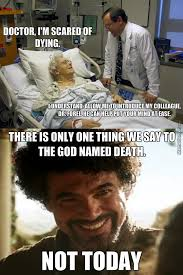 Pager Meme - paging dr syrio forel by icepopninja meme center
