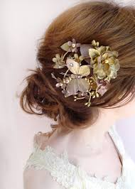 butterfly hair ambrosia gilt butterfly hair clip
