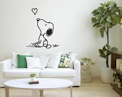 Snoopy Nursery Decor Enchanting Snoopy Wall With Bestonline Paper Baby Uk Decals
