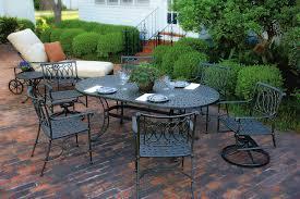 Aluminum Patio Dining Sets - cast aluminum patio furniture sets u2014 harte design cast aluminum
