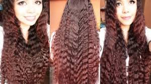 no heat summer crimped waves 2 quick and easy spring and summer
