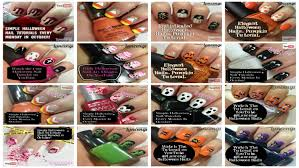 top 18 best halloween nail art designs for beginners with short