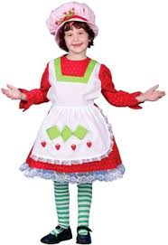 Strawberry Shortcake Halloween Costume Crazy Costumes La Casa Los Trucos 305 858 5029 Miami