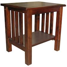 Free Mission End Table Plans by Great Mission Style Nightstands Mission Page 2 Free Woodworking