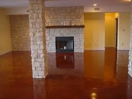Decorative Home Ideas by Decorative Concrete Floors Home Design Ideas And Pictures
