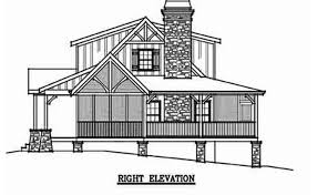 house plans with screened porches cottage house plan with wraparound porch by max fulbright