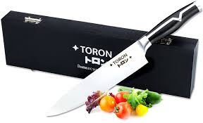 best professional kitchen knives amazon com chef knife 8 inch knife vg10 stainless steel blade