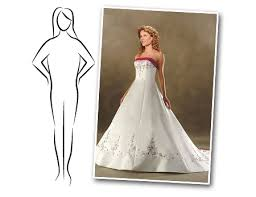 wedding dresses by body shape nzgirl