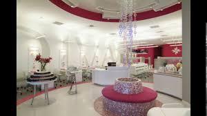 nail salon interior design photos youtube