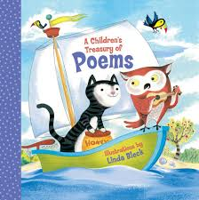 amazon com a children u0027s treasury of poems 9781454914747 linda