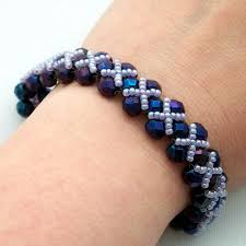 bracelet designs with beads images Beaded bracelet design ideas jpg