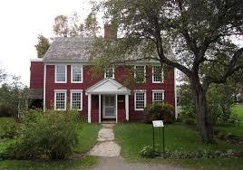 New England Saltbox House Dutton House Shelburne Vermont Wikipedia