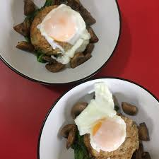 poached tuna my boys club a light lunch recipe tuna rosti and poached egg