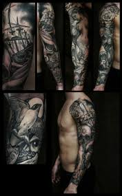 the best sleeve tattoos might do something like this for the