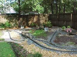 Garden Railroad Layouts Garden Railroads Layouts Railroad Layout General Page 1 Garden
