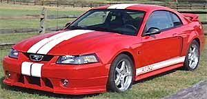 2003 roush mustang specs 2003 roush 380r ford mustang motorweek