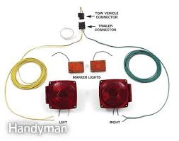 led trailer lights wiring famous how to test trailer wiring pictures inspiration electrical