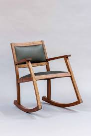 Cavett Leather Chair Student Projects College Of The Redwoods Fine Furniture