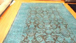 Area Rugs With Turquoise And Brown Awesome Brown And Turquoise Rug Classof Co
