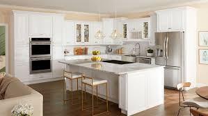 raising kitchen base cabinets aspen white collection cabinets to go