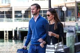 sydney wedding band pippa middleton shows wedding rings in sydney daily mail online