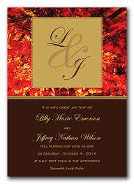 cheap fall wedding invitations cheap fall wedding invitations the wedding specialiststhe