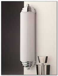 art deco bathroom lighting kalco lighting ashington polished
