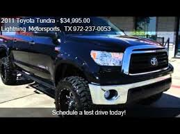 toyota tundra 2011 for sale 2011 toyota tundra crewmax 5 7l ffv 4wd for sale in grand