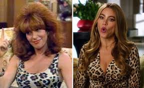 Peggy Bundy Halloween Costume Sofia Vergara Dressed Peg Bundy Reason