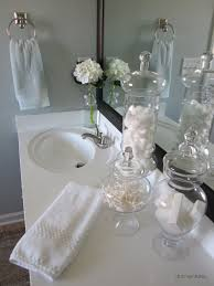 bathroom apothecary jar ideas apothecary jar ideas for bathrooms decor search