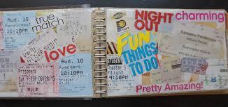 Diy Scrapbook Album How To Diy Scrapbook